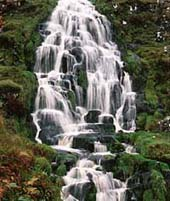 Waterfall, Isle of Skye